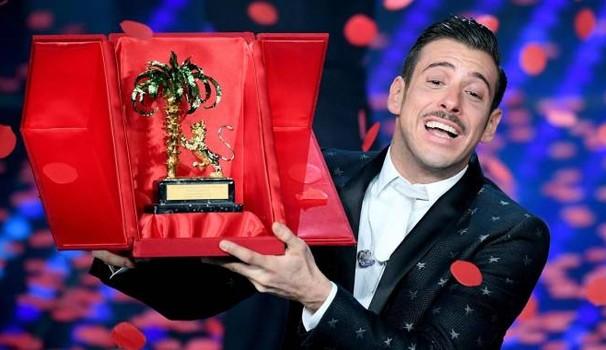 Francesco Gabbani vinder Sanremo Festivalen