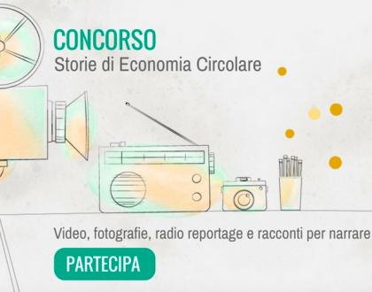 CONCORSO a PREMI STORIE DI ECONOMIA CIRCOLARE
