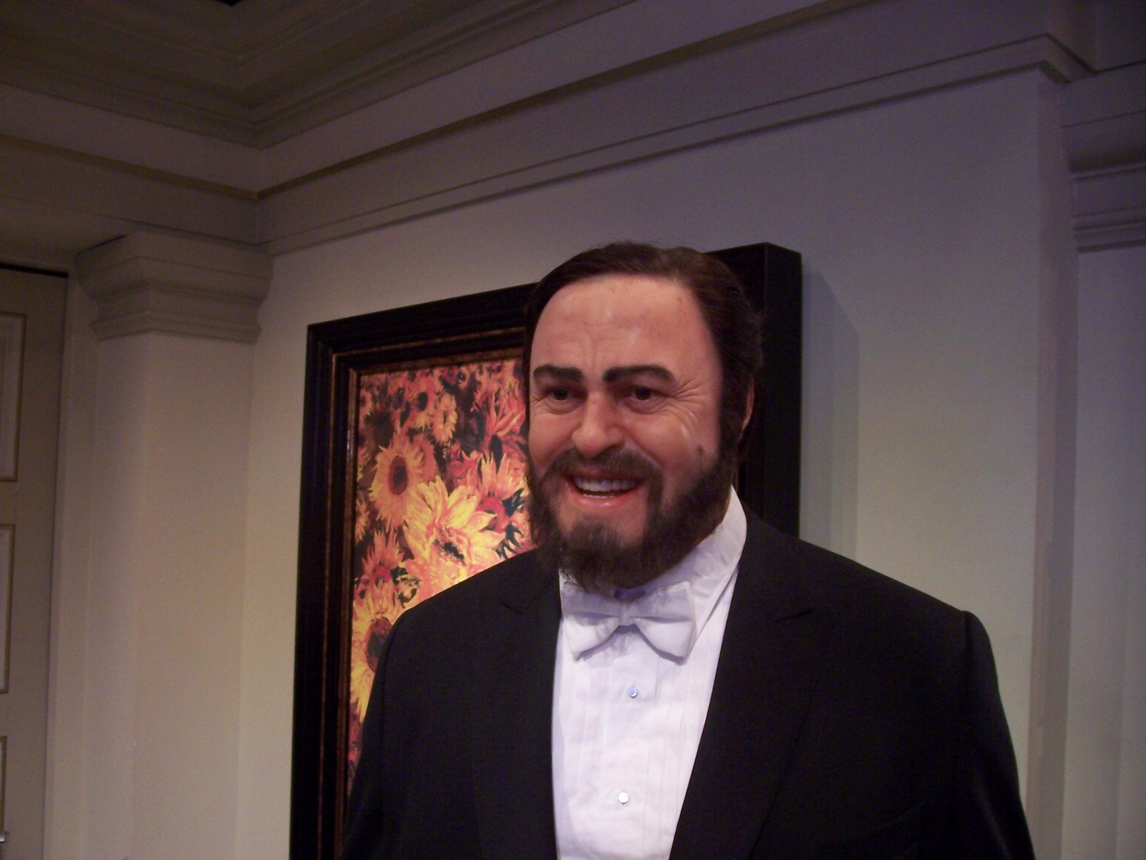 Pavarotti , un' emozione senza fine