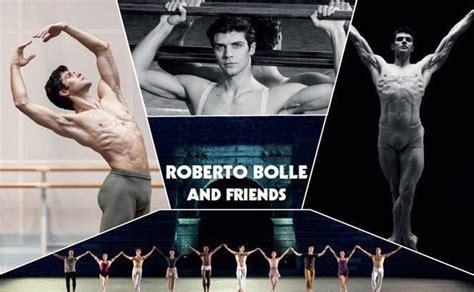 L'estate danzante di Roberto Bolle