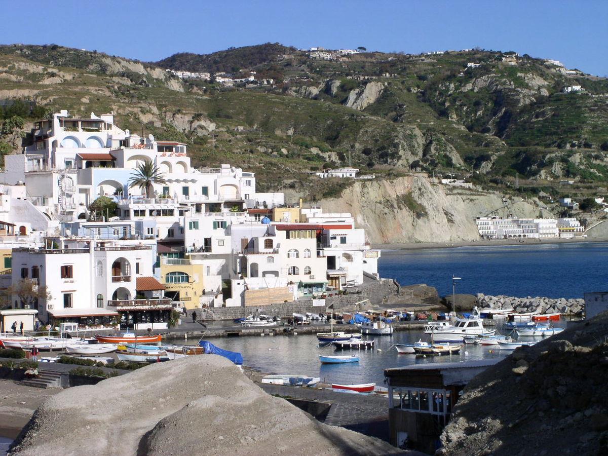 Appunti di viaggio: l'isola di Ischia (parte seconda)