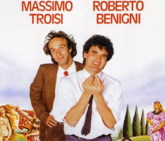Non ci resta che piangere/ Nothing Left to Do But Cry/ 1984
