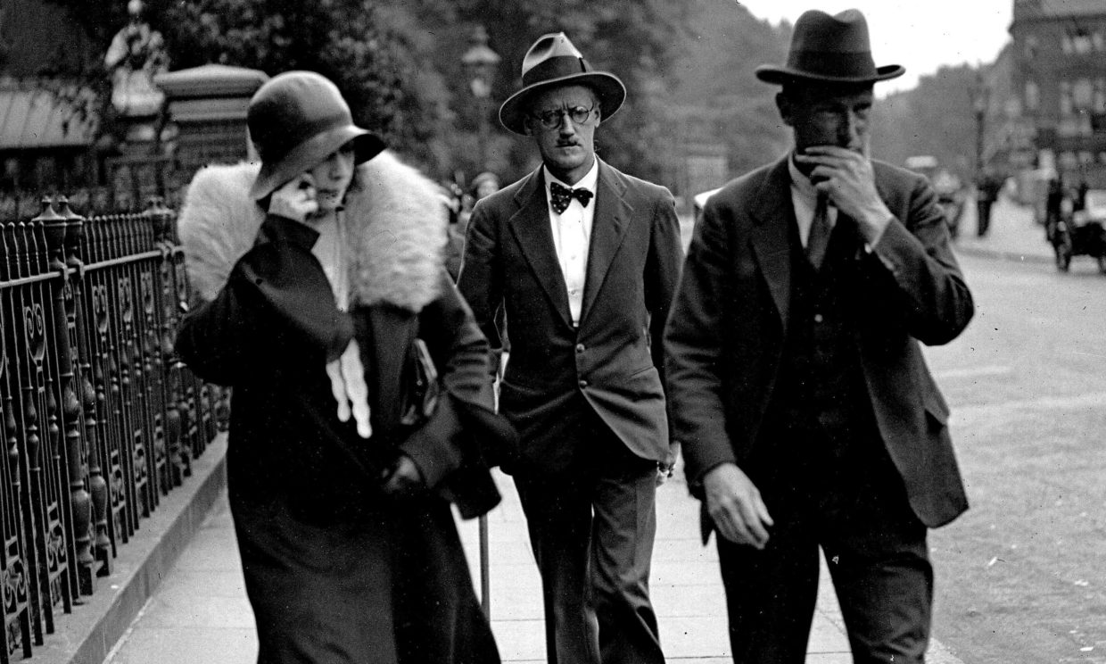 James Joyce in Italia