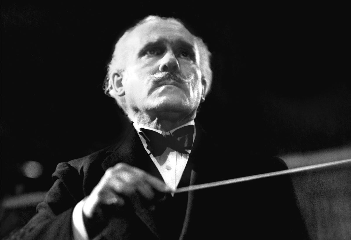 Sulle ali della musica:  Arturo Toscanini