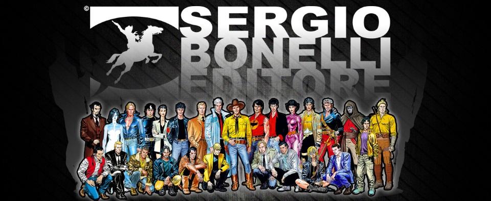 L'eccellenza italiana del fumetto: la Sergio Bonelli Editore