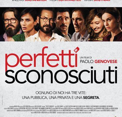 """""""Perfetti sconosciuti """", di Paolo Genovese"""
