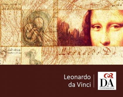"""Premio Dante Alighieri Copenaghen 2019 - """" Leonardo da Vinci """" ...ecco i vincitori!"""
