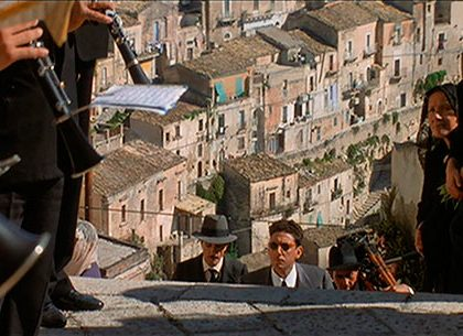 Kommende filmturisme i foredragsrækken om de berømte sicilianske og napolitanske filmkulisser